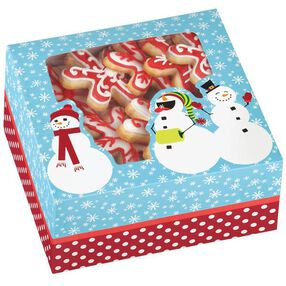 Merry & Sweet Medium Cookie Box