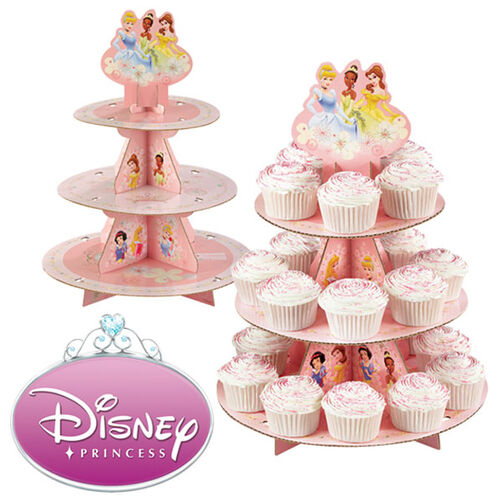 Disney Princess? Cupcake Stand