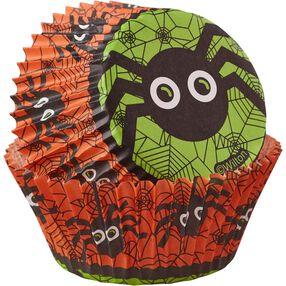 Wilton Halloween Spider Baking Cups