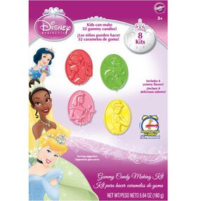 Disney Princess Gummy Making Kit