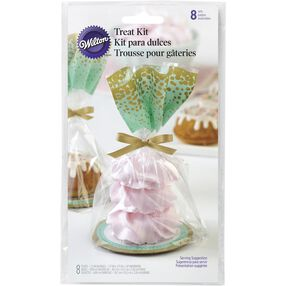 Mint Green Treat Plate Gifting Kits