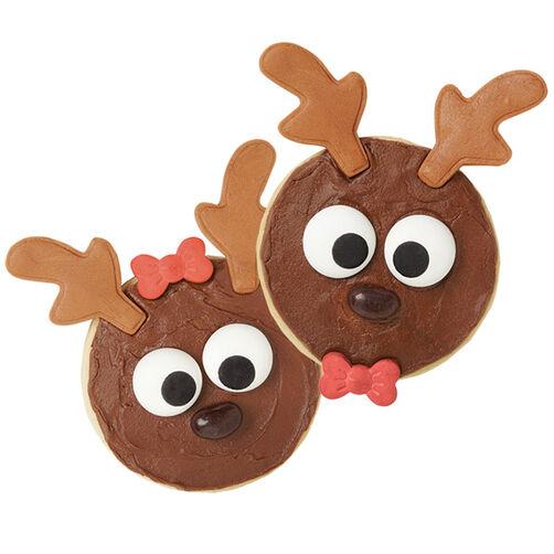 Reindeer Cookie Decorating Kit