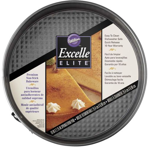 "Excelle Elite 10"" Springform Pan"