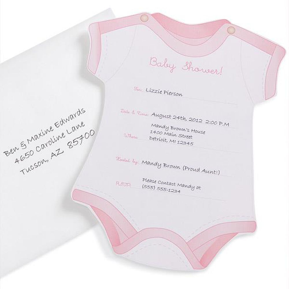 girl fill in baby shower invitations wilton
