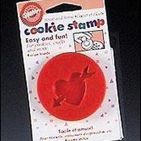 Heart & Arrow Cookie Stamps
