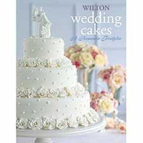 Wilton Wedding Cakes - A Romantic Portfolio