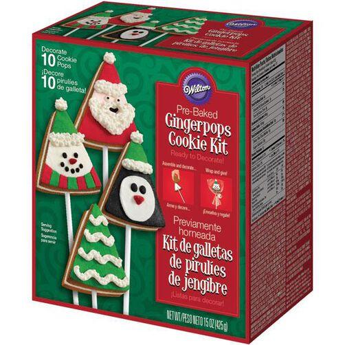 Gingerpops Cookies