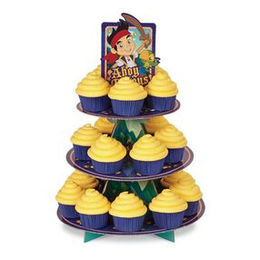Wilton Disney Jake and the Never Land Pirates Cupcake Stand