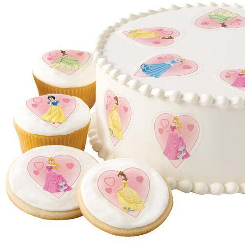 Disney Princess Dessert Designs