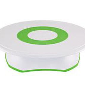 Trim 'n Turn ULTRA Cake Turntable Rotating Cake Stand