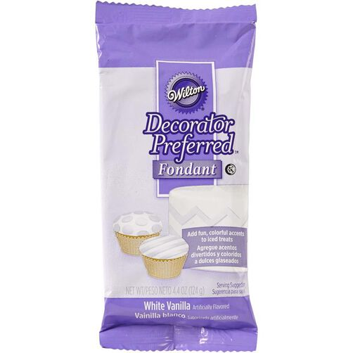 Wilton White Decorator Preferred Fondant Pack