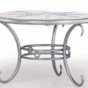 13 in. Scrollwork Cake Stand