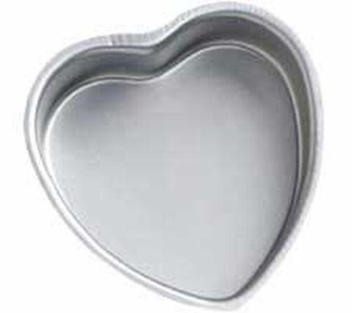 6 x 2 in. Decorator Preferred Heart Pan