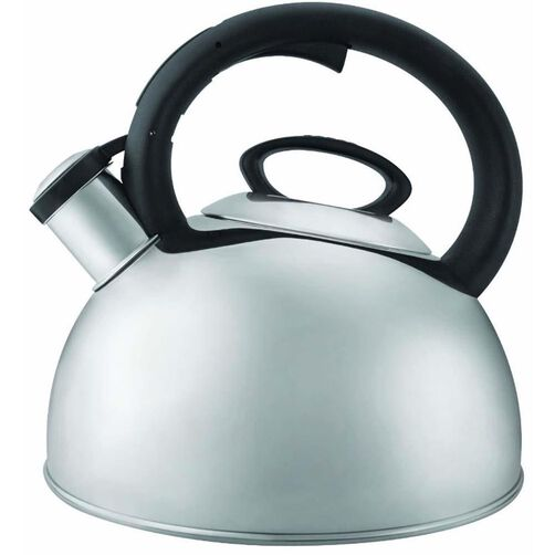 Copco Sphere 1-1/2-Quart Polished Stainless Steel Tea Kettle
