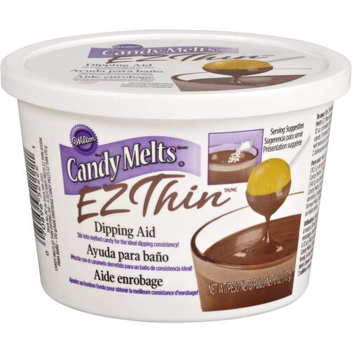 Wilton Candy Melts EZ Thin Dipping Aid, 6 oz. 1911-2222