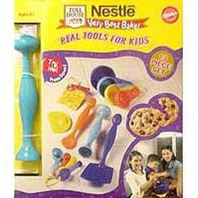 Nestle Very Best Baker Kids 13 Piece Tool Kit