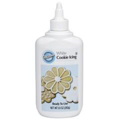 White Cookie Icing
