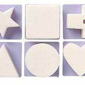 Geometric Cake Stamps