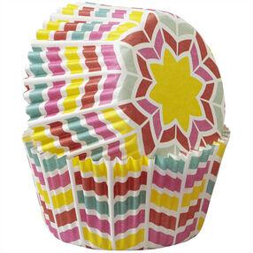 Wilton Rainbow Stripe Baking Cups, 75-Ct.