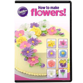 How to Make Flowers! DVD