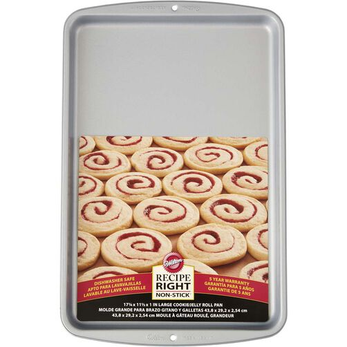 Recipe Right 17x11 Jelly Roll Pan
