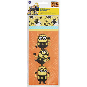 Despicable Me 3 Treat Bags
