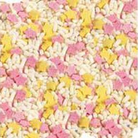 Star Shaped Sprinkle Mix