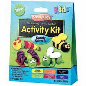 Kandy Kritters Kandy Clay Activity Kit