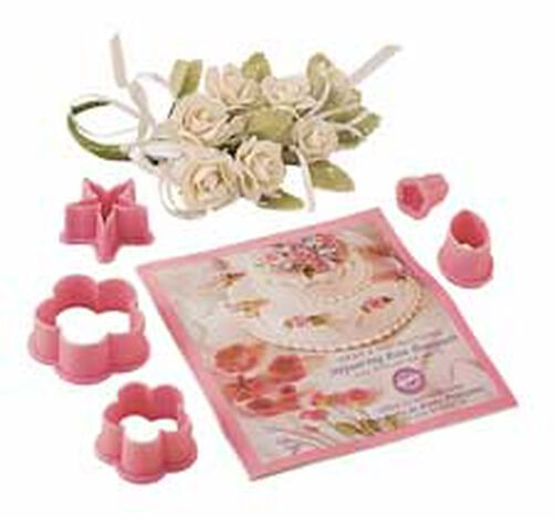 Stepsaving Rose Bouquet Flower Cutter Set