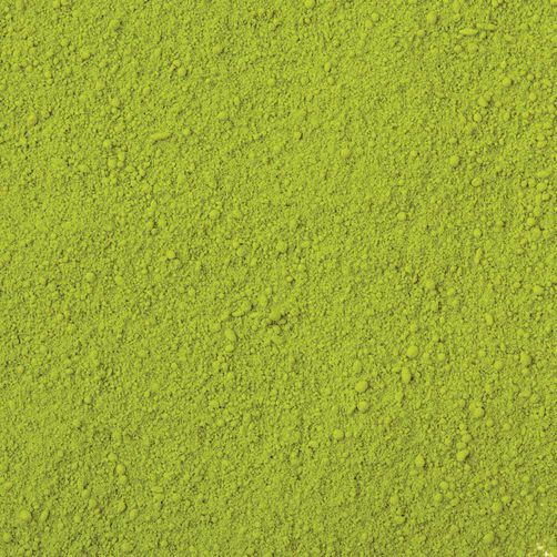 Lime Green Color Dust