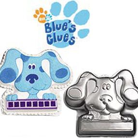 Blue's Clues Cake Pan