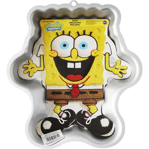 Wilton Cake Pans - SpongeBob SquarePants Cake Pan
