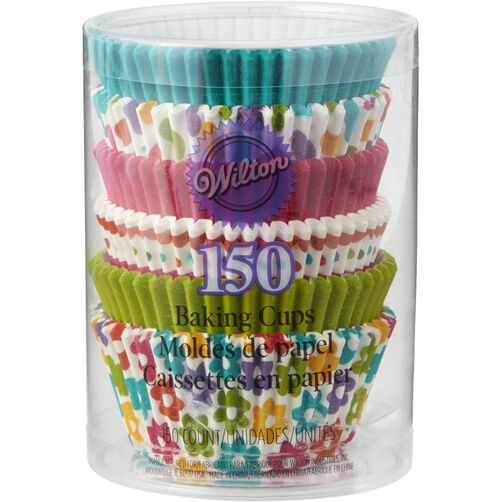 Spring Medley Cupcake Liners