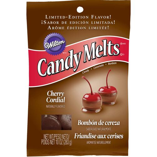 Wilton Cherry Cordial Flavored Candy Melts