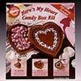 Here's My Heart Box Candy Kit