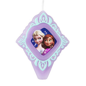 Disney Frozen Birthday Candle