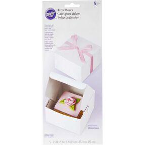 Individual Cake Slice Boxes