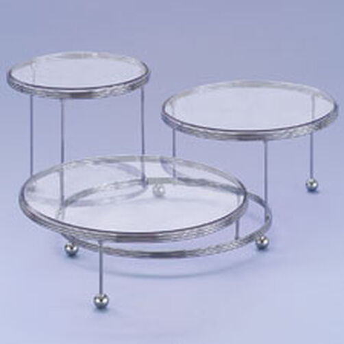 Cakes 'N More 3 Tiered Party Stand (Replacement Plates)