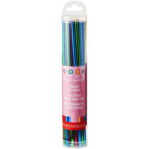 Dylan's Candy Bar Treat Sticks- Metallic
