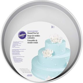 Decorator Preferred Round Pan Set