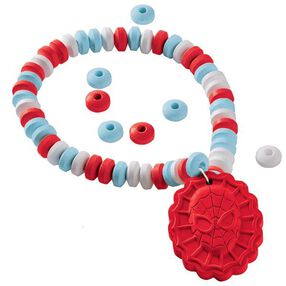 Spider Sense Spider-Man Candy Necklace Kit
