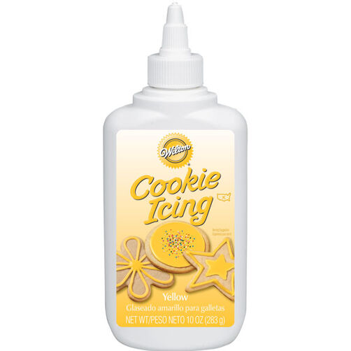 Yellow Cookie Icing 10 Oz.