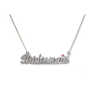 Rhinestone Bridesmaid Necklace