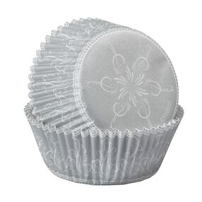 Wilton Christmas Sparkle and Cheer Standard Baking Cups, 75-Ct.