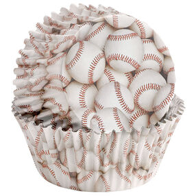 Wilton Baseball ColorCups Standard Baking Cups 36 Ct. 415-2136