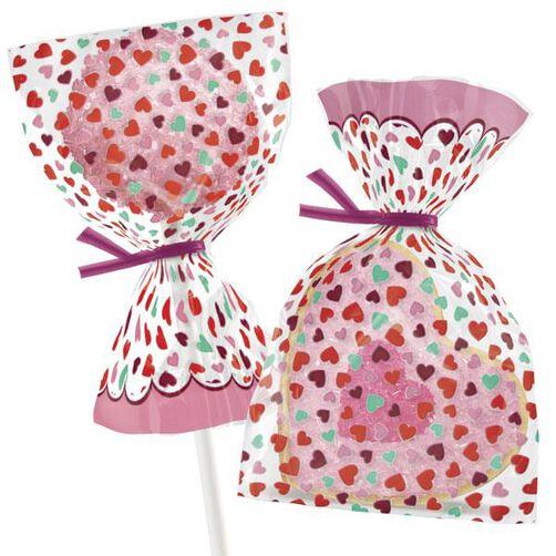 Valentine PS Mini Treat Bags