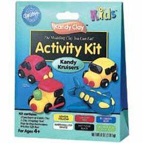 Kandy Kruisers Kandy Clay Activity Kit