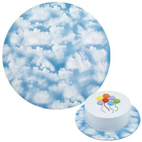 Wilton 12 in. Clouds Cake Boards 3 Ct. 2104-0412