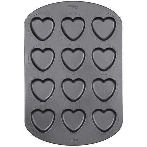 Heart Shaped Whoopie Pie Pan