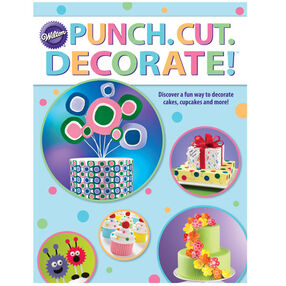 Punch. Cut. Decorate! Book